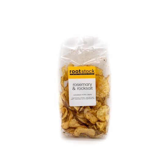 Rosemary & Rocksalt Potatoe crisps ( 120g)
