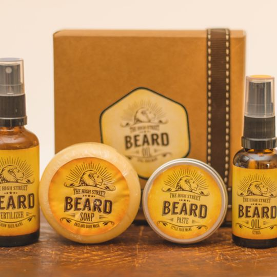 BEST MAN BEARD BOX