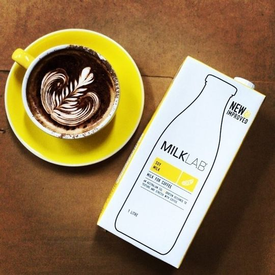 Soya Milk by Milk Lab