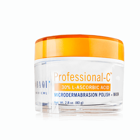 Professional-C Microdermabrasion Polish and Mask