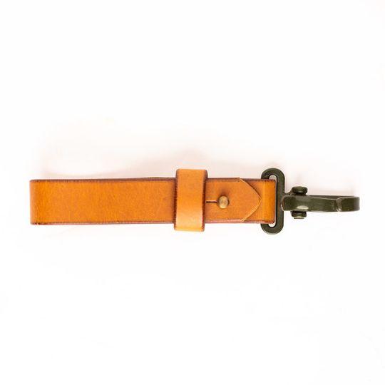 Leather Key Latch
