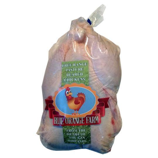 Large Freerange Chicken Whole Bird   (+- 1.9kg)
