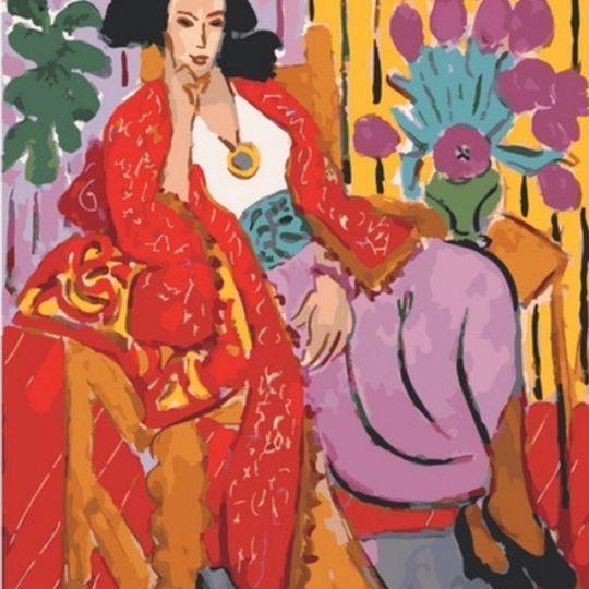 Matisse - Odalisque in Red Jacket