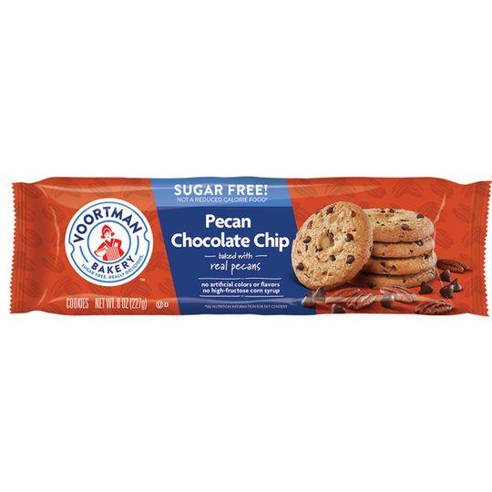 Voortman Cookies Pecan Choc Chip