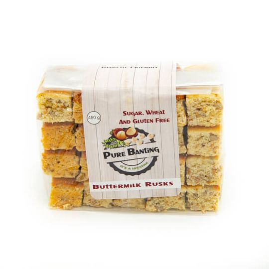 Rusks Buttermilk  (450g)