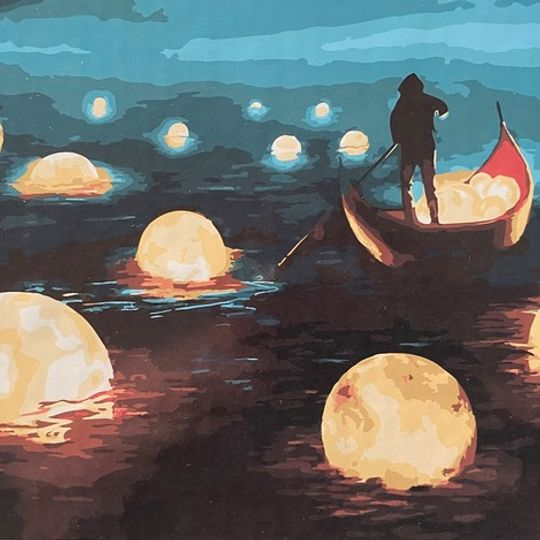 Collecting Moons