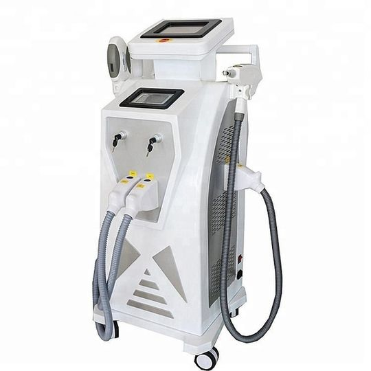 3 in 1 Multi-functional OPT + RF +E-Light + ND: Yag Laser