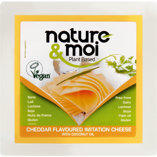 Nature & Moi Cheddar Portion 200g