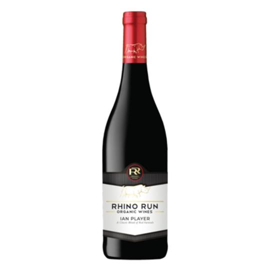 Van Loveren Rhino Run Organic Ian Player Bordeaux (Red Blend) Case 6