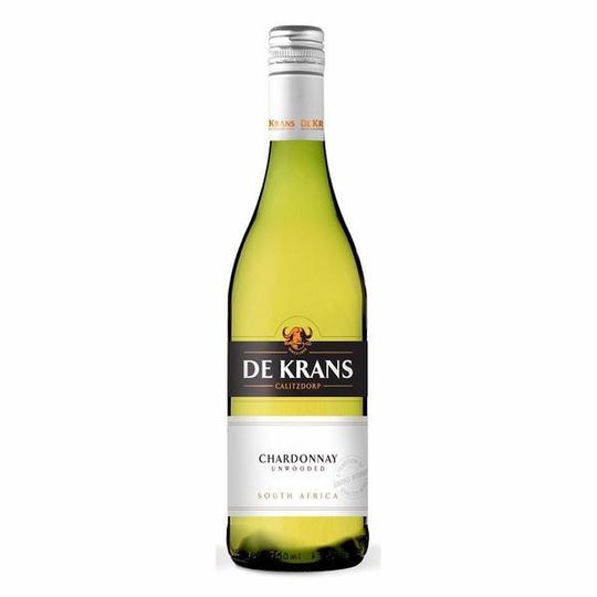 De Krans Wild Ferment Chardonnay (Unwooded) (750ml)