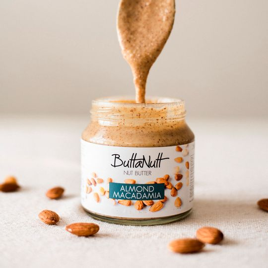 ButtaNutt Almond Macadamia 250g