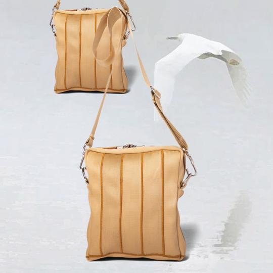 Square Sling Cross Body Bag