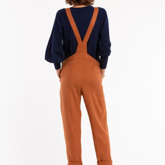 Field | Relaxed Dungaree