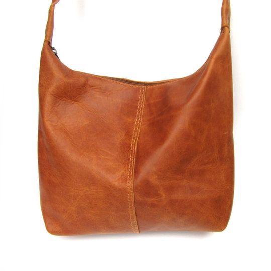 Handbag Large - Toffee