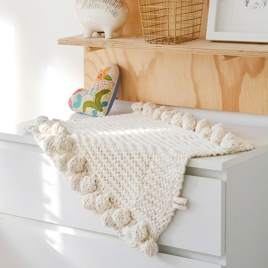 Aran blankets - Baby
