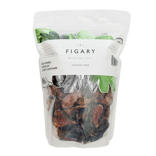 The Figary Dried Fig Slices Sulphur Free (1kg)