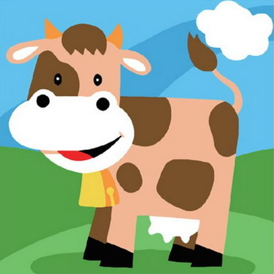 Daisy the Cow
