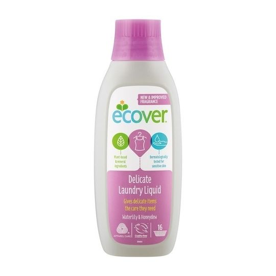 Ecover - Laundry Liquid Delicate Waterlily & Honeydew (750ml)
