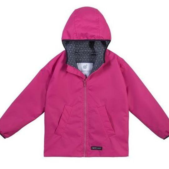 Kiddies Pink Raincoat