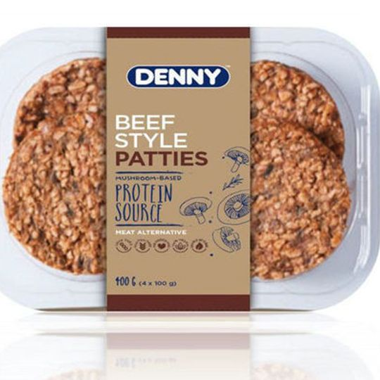 Denny Beef Style Patties (400g)