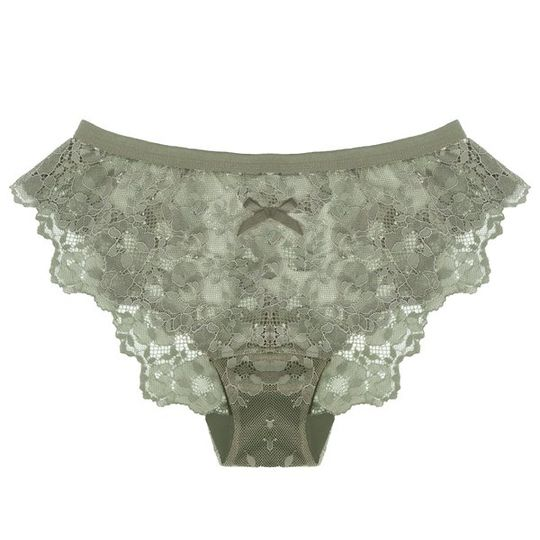 Lace Panty in Miss Moss