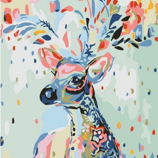Big Oh Deer!