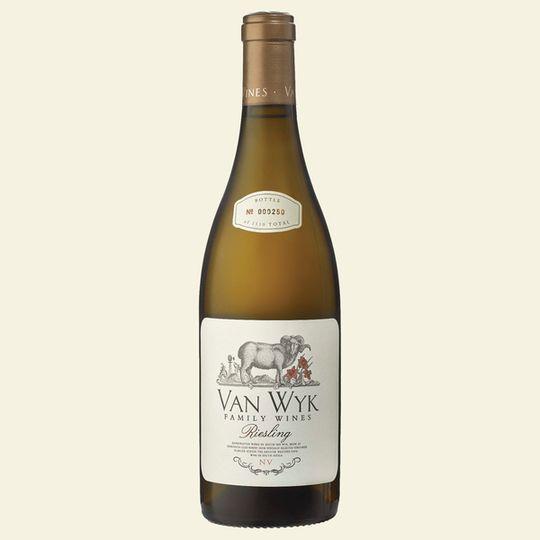 Van Wyk Family Wines Riesling (6x750ml)