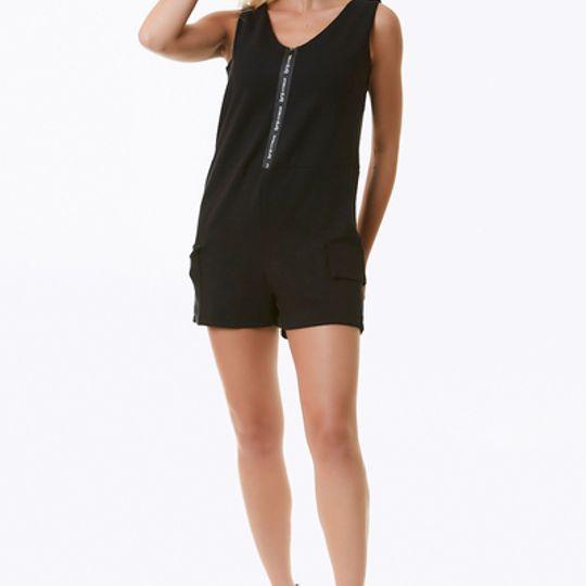 Comfy Jumpsuit Black