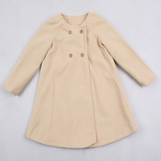 Full cotton coat