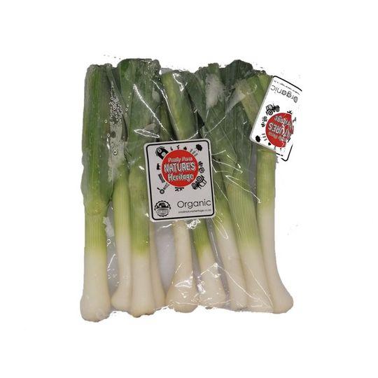 Organic Leeks (300g)