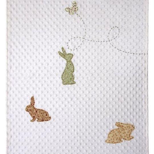 Blanket / Unisex - Bunnies - M0055