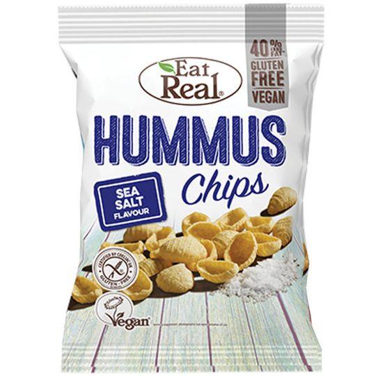 Eat Real Hummus Sea Salt 45g