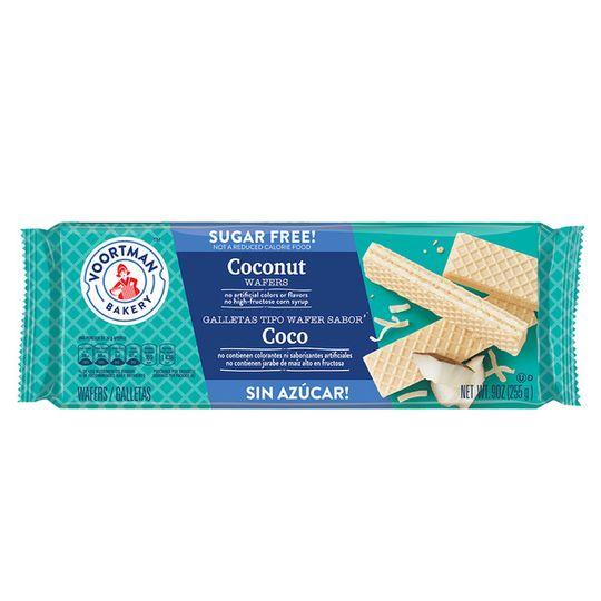Voortman Wafer Coconut Crème