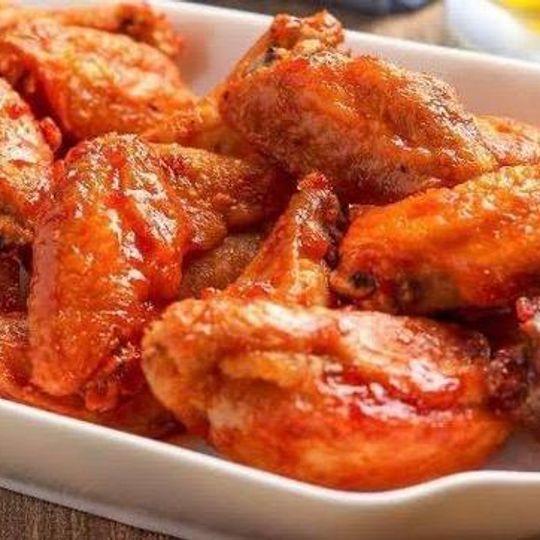 Chicken Buffalo Wings.