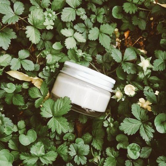 Bergamot & Lemongrass Natural Deodorant