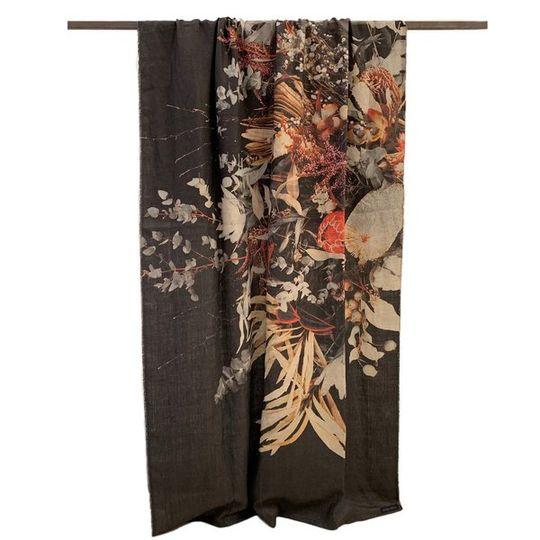 Tablecloth: Red Fynbos Bouquet - 3m x 1.5