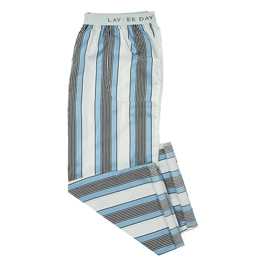 3 Quarter Pants White Stripe (Style 1)