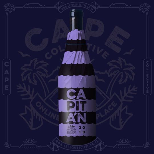 Cape Collective Capitán 2019 (6x750ml)