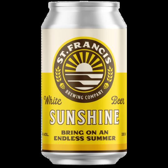 ST. Francis Sunshine 330ml can
