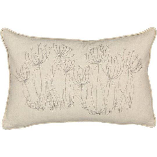 Fennel Flower Cushion Cover