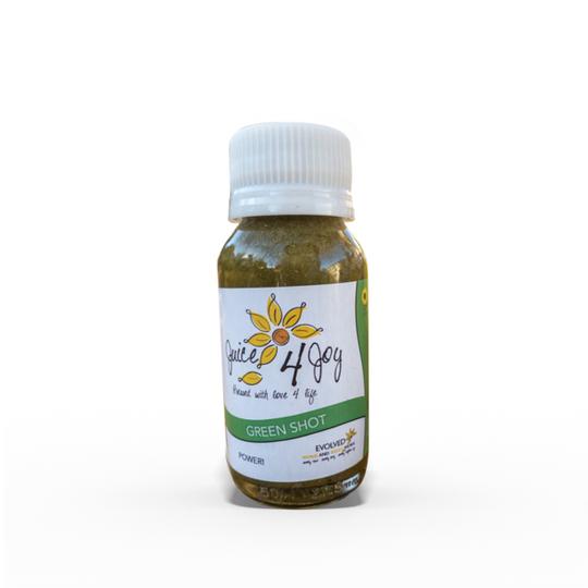 Juice4Joy Green Shot (60ml)