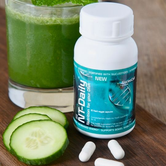 NucleoCell Nutrition : NT-Daily ® 30  hard veggie capsules