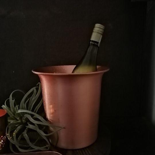 LARGE TULIP WINE COOLER