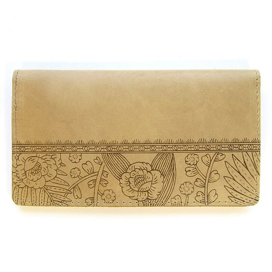 Clutch Purse - Floral Band