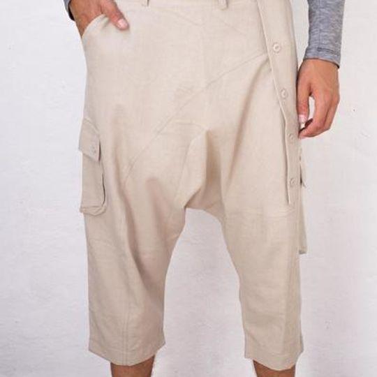 Zen Linen Shorts