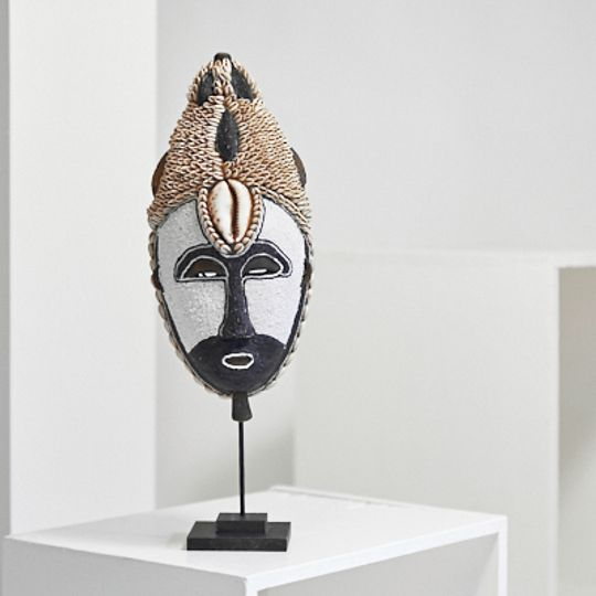Baulle African Mask