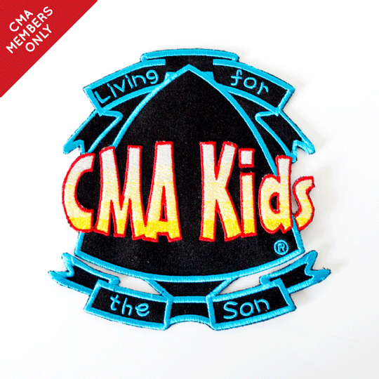 Kids CMA Colours - Cloth