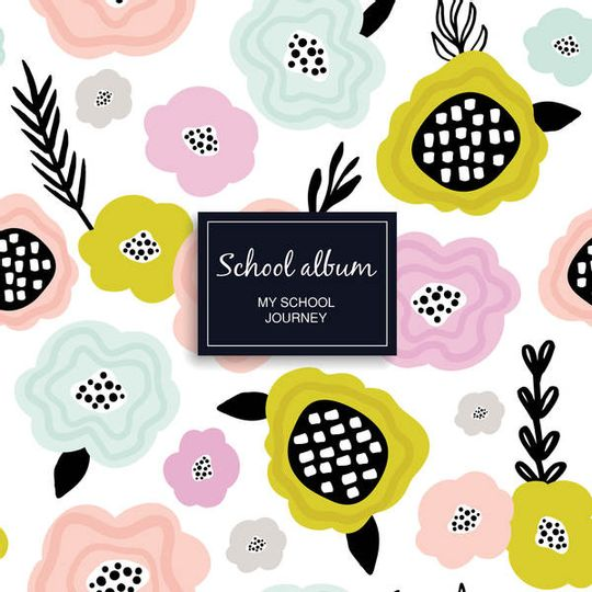 School album - Flowers