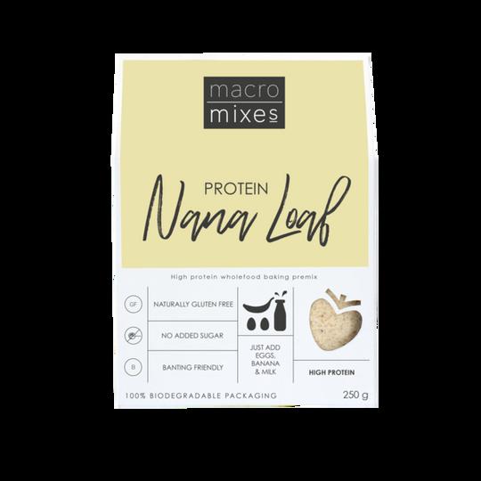 Macro Mixes Nana Protein Loaf (250g)