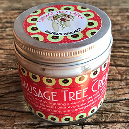 Sausage Tree Cream (100ml Glass Jar)